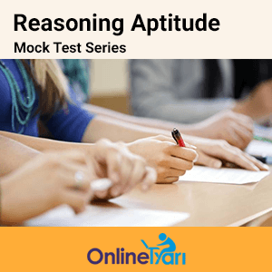 Reasoning Ability Mock Test Series - Online Tests