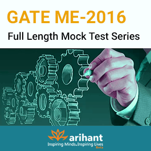 GATE ME 10 Full Length Mock Tests
