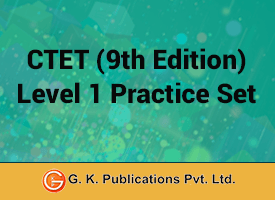 CTET 10th Edition Level 1 Mock Test