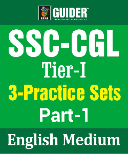 Practice Sets (Part-1) for SSC CGL (Tier I)