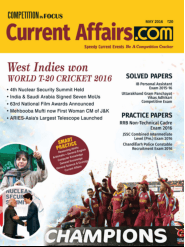 Current Affairscom May 2016
