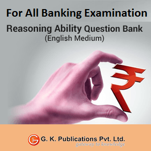 Reasoning Ability Question Bank For All Banking Examination