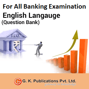 English Language Question Bank For All Banking Examination