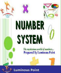 Number System For All Competitive Exams