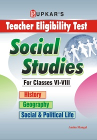Social Studies Class VI-VIII for TET