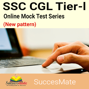 SSC CGL Combined Graduate Level Tier-I Mock Test Series New Pattern