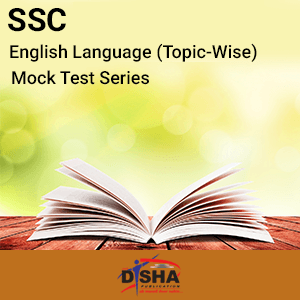 SSC English Language Topic-Wise Mock Test Series