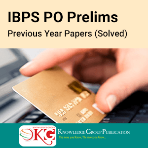 IBPS PO Prelims Previous Year Papers (Solved)