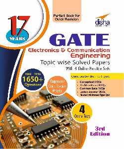 17 Years Topic-wise Solved Papers for GATE ECE