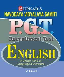 NVS PGT English Recruitment Test