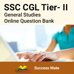 SSC CGL Tier- II  General Studies Online Question Bank
