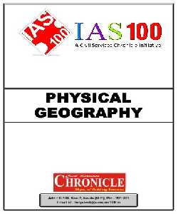 Physical Geography for  IAS Mains