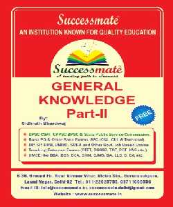 General Knowledge Part-II