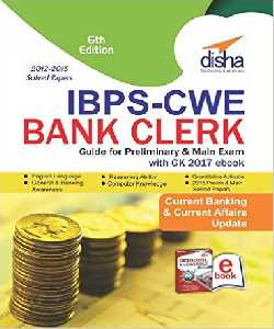 Guide for IBPS-CWE Bank Clerk Prelim and Main Exams
