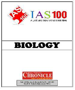 Biology for IAS Prelims