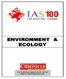 Environment and Ecology for IAS Prelims