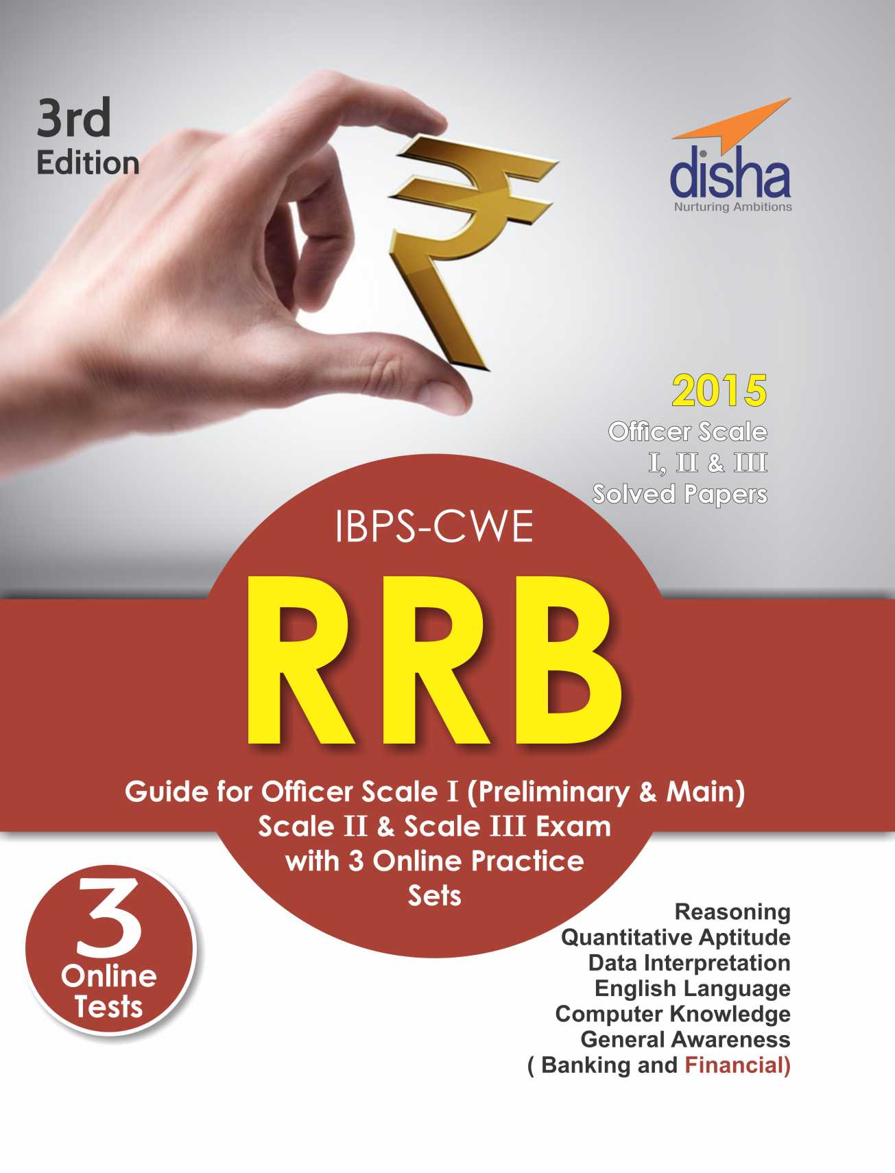 IBPS-CWE RRB Guide for Officer Scale -I