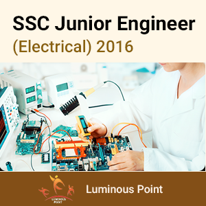 SSC Junior Engineer Electrical 2016 Mock Test