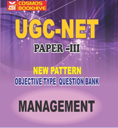 UGC-NET Paper-III Management Objective Type Questions