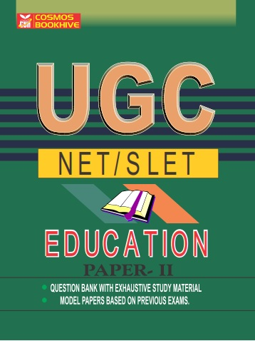 UGC - NET SLET Education Paper-II