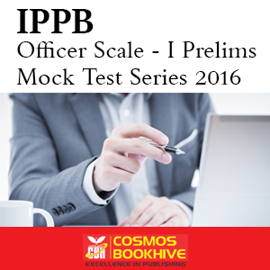 IPPB Officer Scale-I Prelims Mock Test Series 2016