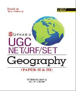 Geography Paper-II and III for UGC NET JRF SET