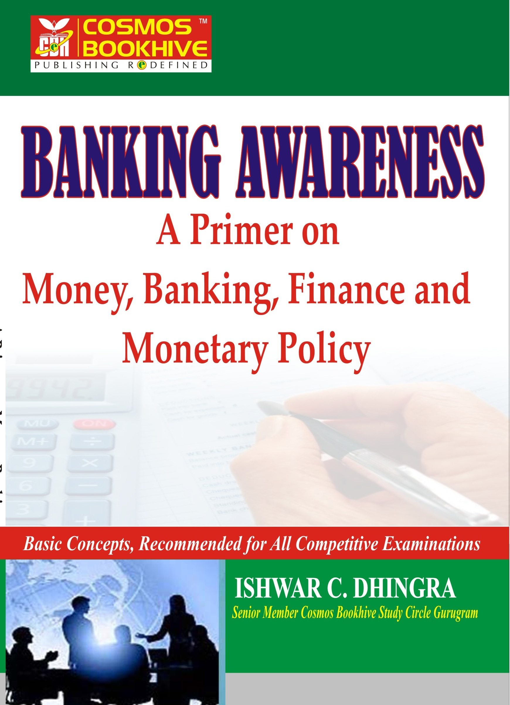 Banking Awareness - A Primer on Money  Banking  Finance and Monetary Policy