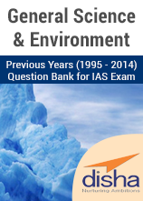 Previous Years General Science and Environment Questions for IAS Exam 1995 to 2014
