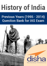 Previous Years Indian History Questions for IAS Exam 1995 to 2014