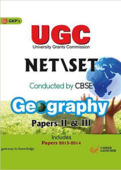 UGC NET SET Geography Paper II  and III Includes 2013-2014