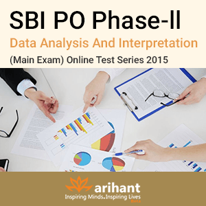 SBI PO Mains (Data Analysis and Interpretation) Mock Test