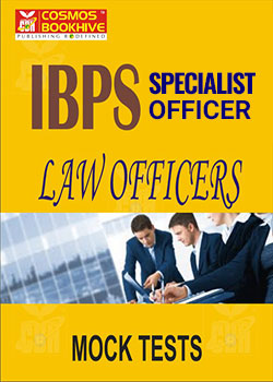IBPS Specialist Officer (Law Officer) Mock Test Series 2017