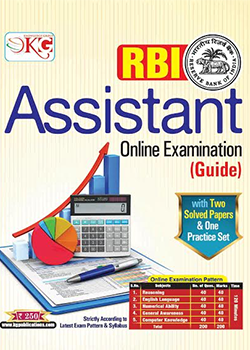 RBI Assistant Online Examination (Guide)