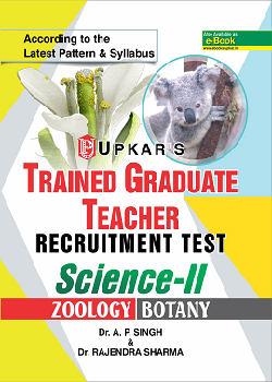 TGT Recruitment Test Science-II Zoology and Botany