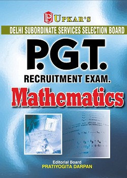 DSSSB PGT Mathematics Recruitment Examination
