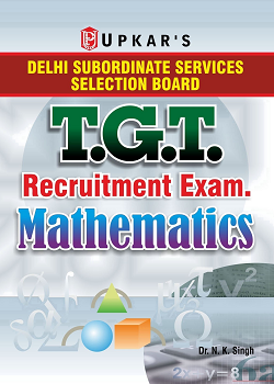 DSSSB TGT Recruitment Examinations Mathematics