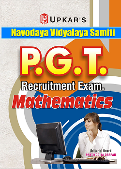 Navodaya Vidyalaya Samiti PGT Recruitment Exam Mathematics