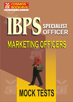 IBPS SO (Marketing) Mock Test Series 2017