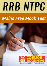 RRB NTPC Mains All India Test 2016