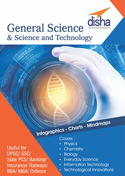 General Science and Science & Technology - General Knowledge Vol. 4 for Competitive Exams