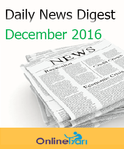 Daily News Digest December 2016
