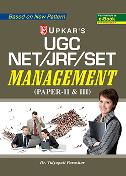 UGC-NET JRF SET Management Paper-II and III