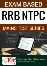Exam Based RRB NTPC Mains Test Series