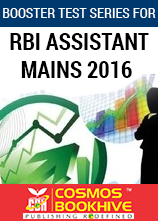 Booster Test Series for RBI Assistant Mains 2016