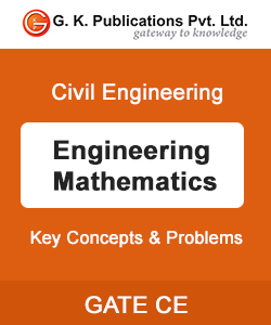 Engineering Mathematics For GATE - CE