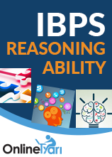 IBPS Reasoning Ability Practice Test Series