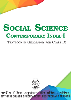 NCERT based Social Science- Contemporary India - 1 for Class 9