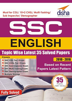 Snapshot Test Series - SSC English Topic wise