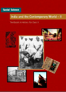 NCERT 10th Class E-Book - India and The Contemporary World - II