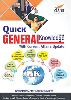 Quick General Knowledge 2017 with Current Affairs Update